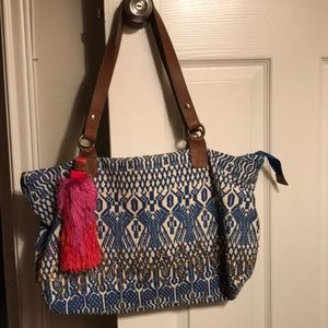 Anthropology Jasper & Jeera handbag